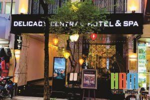 DELICACY CENTRAL HOTEL & SPA
